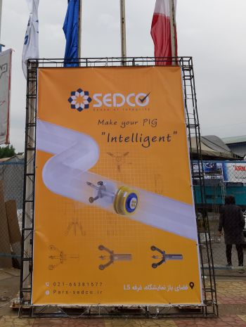 sedco+exhibition+inline inspection tools+oil and gas industry+data logger+smart cleaning