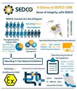 sedco+annual report+inline inspection+data logger+sedsoft+sedco1398+intelligent pigging+smart cleaning